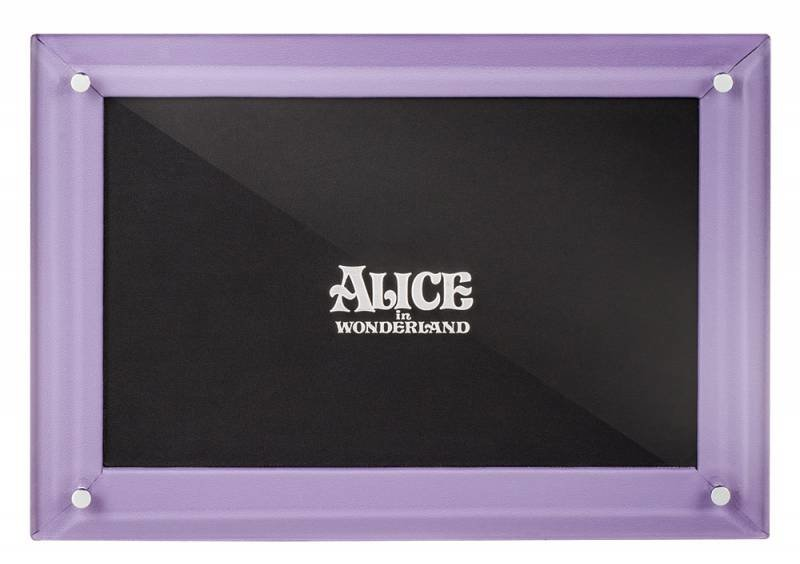 Ручка шариковая Cross Sauvage Disney Alice LE 1400шт Lavender lacquer/Chrome (AT0312D-18)