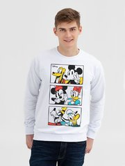 Свитшот Mickey & Friends, белый